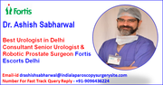 Dr. Ashish Sabharwal Offers Personalized Urology Treatment Plans From Start to Finish