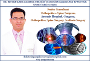 Dr. Hitesh Garg Leading the Way in Individualized and Effective Spine Care in India