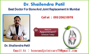 Dr. Shailendra  Patil Best Doctor For Knee Replacement Surgery In Mumbai