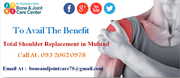 Avail The Benefit Of Total Shoulder Replacement In Mulund