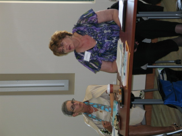 Laurie Batter, BatterUp and Maureen Williams, National Drowning Prevention Alliance