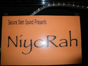 NIYORAH Aug 9th