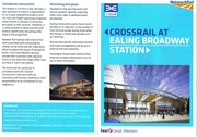 Crossrail at EB station 2