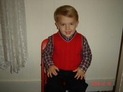 Grandson Cole, my little sweetheart!