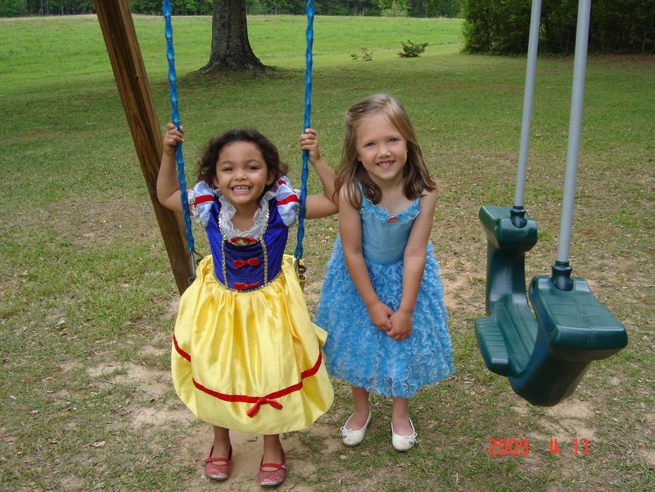Kara and grandaughter kaitlyn