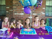 Kaitlyn's 5th Birthday