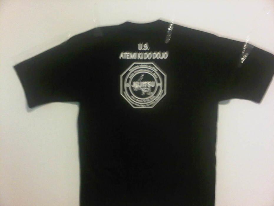 US ATEMI KI DO DOJO t-shirts