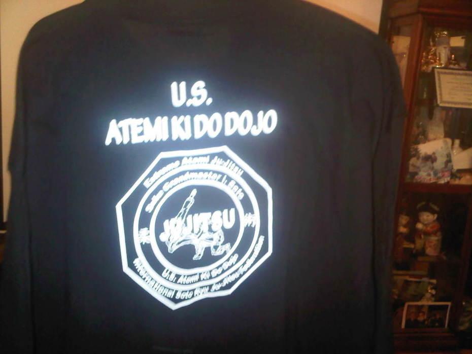 US ATEMI KI DO DOJO t-shirt
