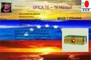 SPICA TE - TÉ HERBAL