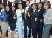 equipo de éxito DXN