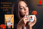 COFFE LINGZHI 2 EN 1