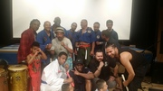 GRANDMASTER IRVING SOTO WITH STUDENTS