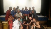 GRANDMASTER IRVING SOTO AND STUDENTS