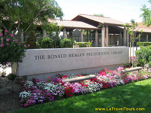 The Ronald Reagan Presidential Library