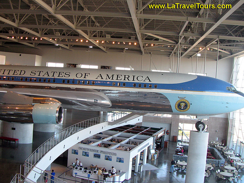 Air Force One Exhibit Reagan Presidential Library