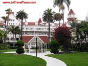 Coronado Hotel San Diego Tour