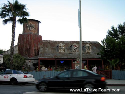 Hollywood House of Blues LaTravelTours.com