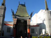 Grauman's Chinese Theatre Los Angeles Tour