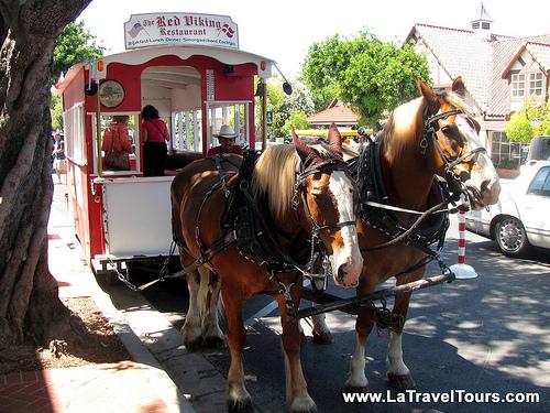 Solvang Carriage LaTravelTours.com