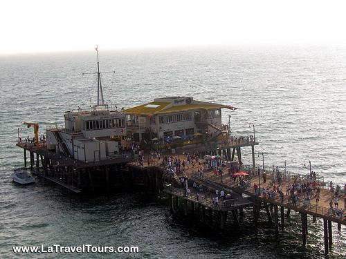 Santa Monica Fishing Pier www.latraveltours.com