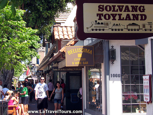 Solvang Shopping LaTravelTours.com