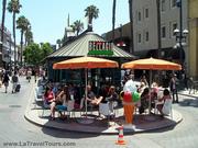 Santa Monica 3rd Street latraveltours.com