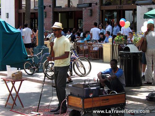Santa Monica Third Street latraveltours.com