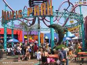 Santa Monica Park latraveltours.com