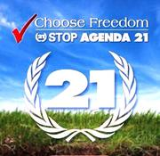 STOP THE UN FROM VOTING FOR AGENDA 21 !!!!!