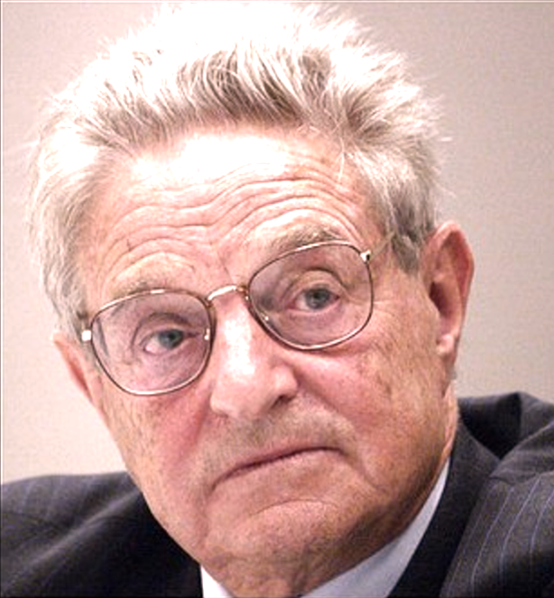 George+Soros KEEP OUT  !!!!!!!!!!