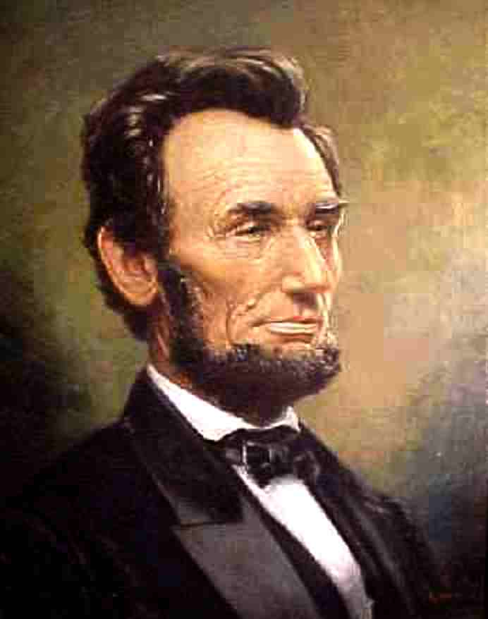 Abraham-Lincoln-OUR COUNTRY HAS LOST IT'S WAY !