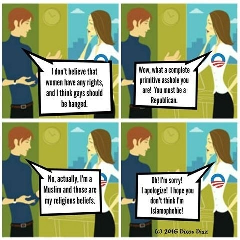 Hypocrisy of libs !!!
