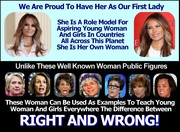 Proud She Is Our First Lady