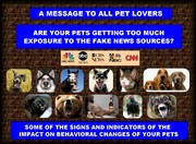 For all of your PETA fans and animal lovers.