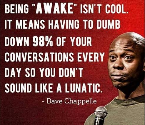 BEING 'AWAKE'