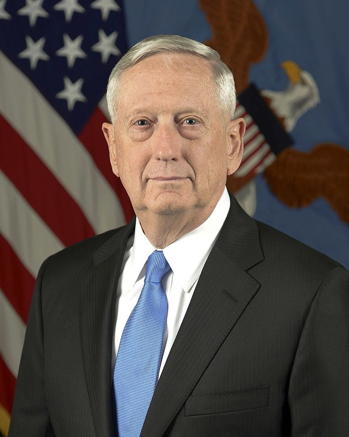 -James_Mattis_official_photo ~ WHERE IS THE REPORT ON CHINA ??