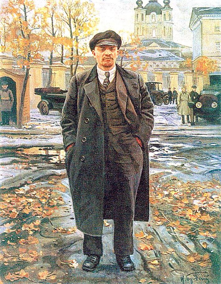_Lenin ~ DID NOT GET IT RIGHT !!!!!!