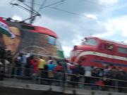 magyar mozdony az Ezer éves határon: így volt, így lesz!