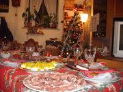 Karàcsonyi vacsora 2010