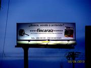 Valla fincaraiz.com.co CALLE 5  77-59 S-N-NOCHE