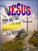 LORD You Are My Sunshine.