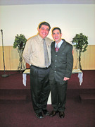 Pastor Joel and Dr Vazquez