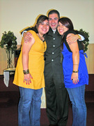 Dr Vazquez with his two favorite Nieces in the world