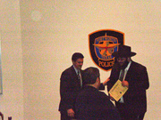 Clergy & Police Alliance Graduation with Rabbi Mandell
