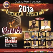 "GREAT LAKE SUMMIT ON ""THE 21ST CENTURY CHURCH,"" NOV 27TH-30TH (An event you don't want to miss)"