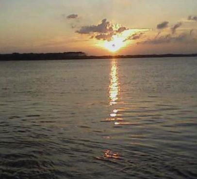 God's Sunset