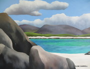 From Beautiful Mweenish Island, looking towards Carna, Co. Galway