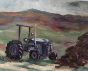 Mickey's Tractor