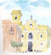 Church in Sorrento