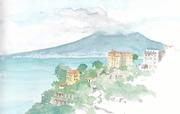 Towards Mt. Vesuvius